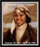 Bessie Coleman's quote #1