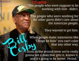 Bill Cosby's quote