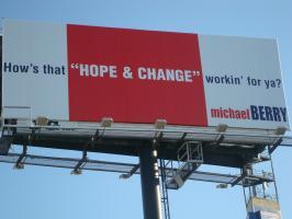Billboard quote #1