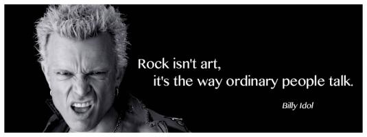 Billy Idol's quote #3