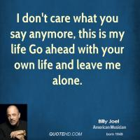 Billy Joel quote #2