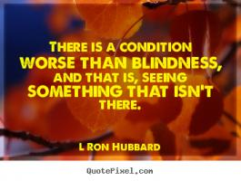 Blindness quote #3