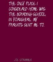 Boarding School quote #2