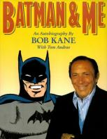 Bob Kane profile photo