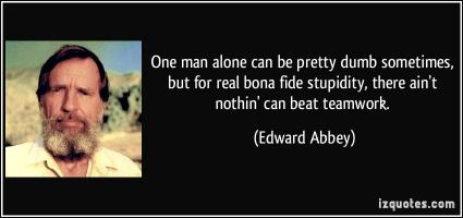 Bona Fide quote #2