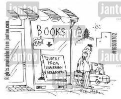 Bookstores quote #1