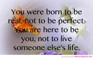 Born To Be quote #2
