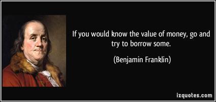 Borrow quote #3