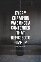 Boxers quote #1