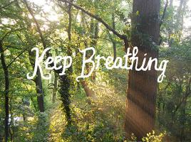 Breathing quote