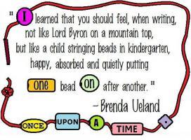 Brenda Ueland's quote #4
