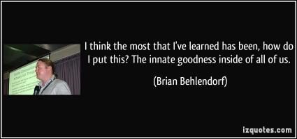 Brian Behlendorf's quote #7