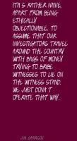 Bribe quote #1