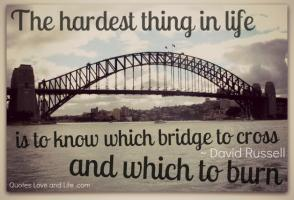 Bridges quote #4