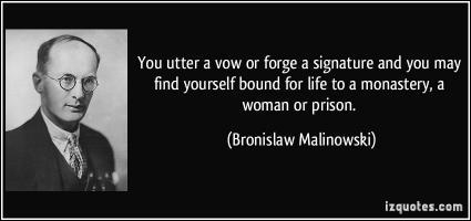 Bronislaw Malinowski's quote #1