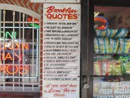 Brooklyn quote #7