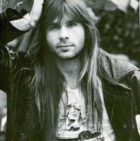 Bruce Dickinson profile photo