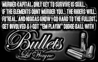 Bullets quote #5