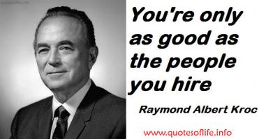Businesspeople quote #2