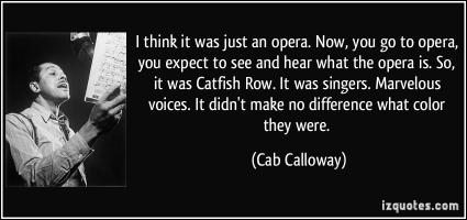 Cab Calloway's quote