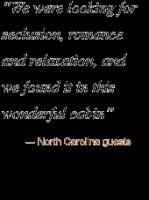 Cabin quote