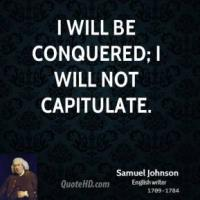Capitulate quote #2