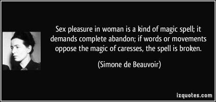 Caresses quote #1