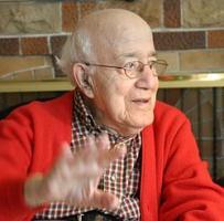Carl Rakosi profile photo