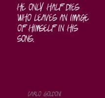 Carlo Goldoni's quote #5
