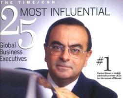 Carlos Ghosn profile photo