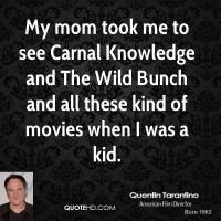 Carnal quote #2