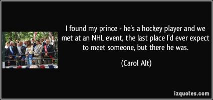 Carol Alt's quote