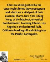 Catastrophic quote #2