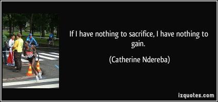 Catherine Ndereba's quote #1