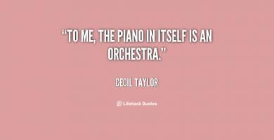 Cecil Taylor's quote #3