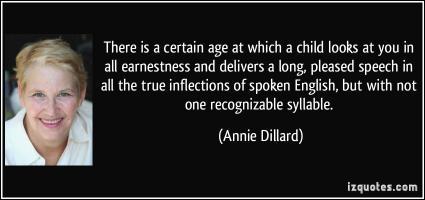 Certain Age quote