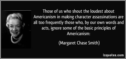 Character Assassination quote #2