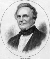 Charles Babbage profile photo