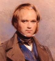 Charles Darwin profile photo