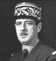 Charles de Gaulle profile photo