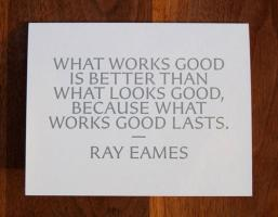 Charles Eames's quote