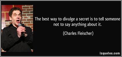Charles Fleischer's quote #4