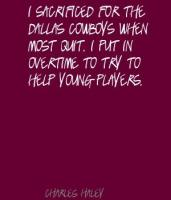 Charles Haley's quote #2