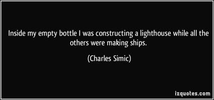 Charles Simic's quote #1