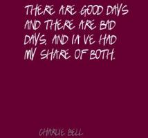 Charlie Bell's quote
