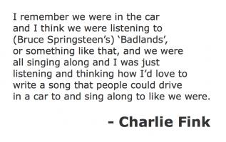 Charlie Fink's quote #4