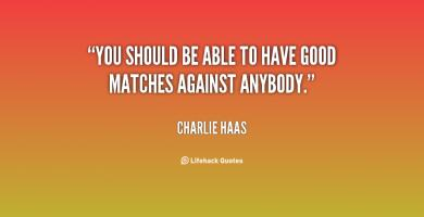 Charlie Haas's quote #2