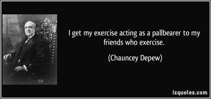 Chauncey Depew's quote #3