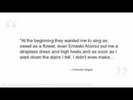 Chavela Vargas's quote