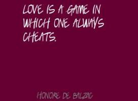 Cheats quote #1